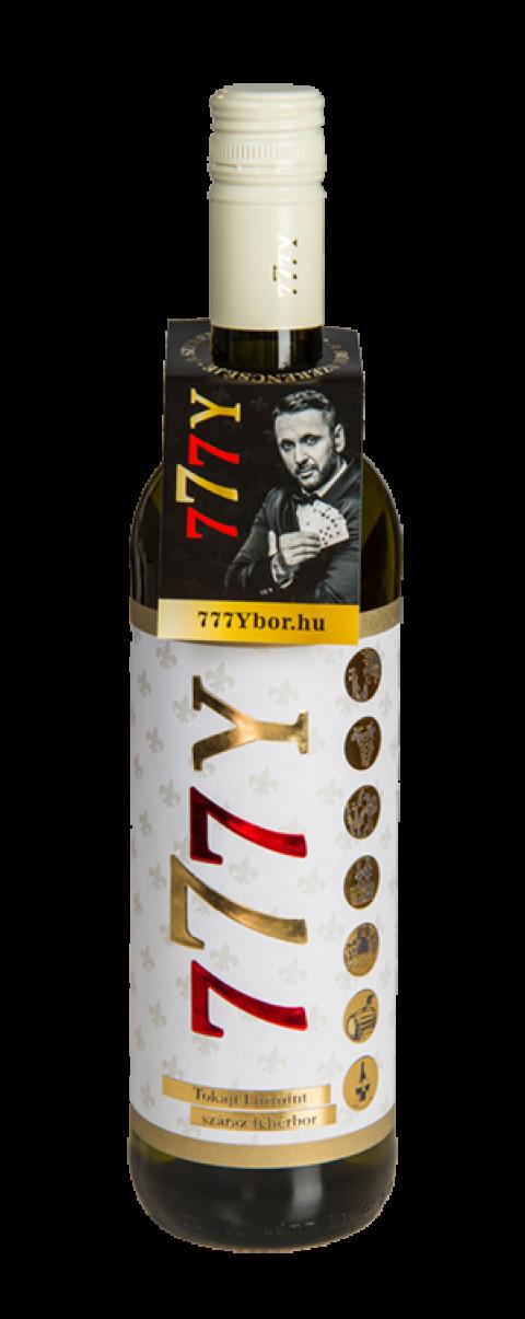 Tokaji Furmint száraz fehérbor