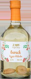 Barack ágyas-pálinka