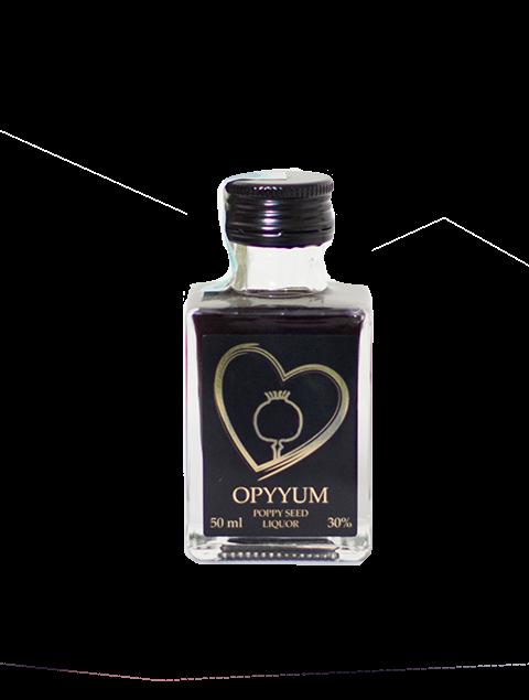 Opyyum likőr 50ml